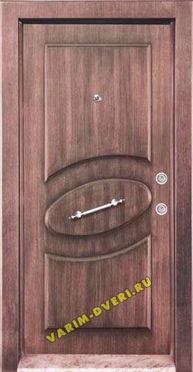 металлическим дверям из клина